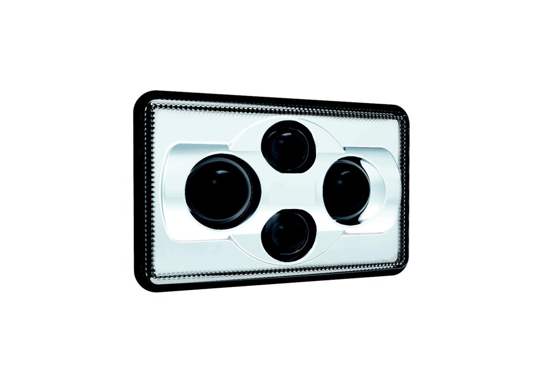 4×6 方形LED前大灯